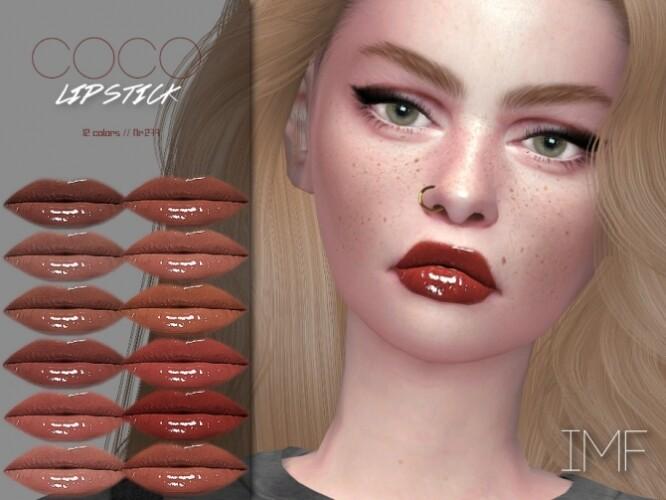 IMF Coco Lipstick N.277 by IzzieMcFire