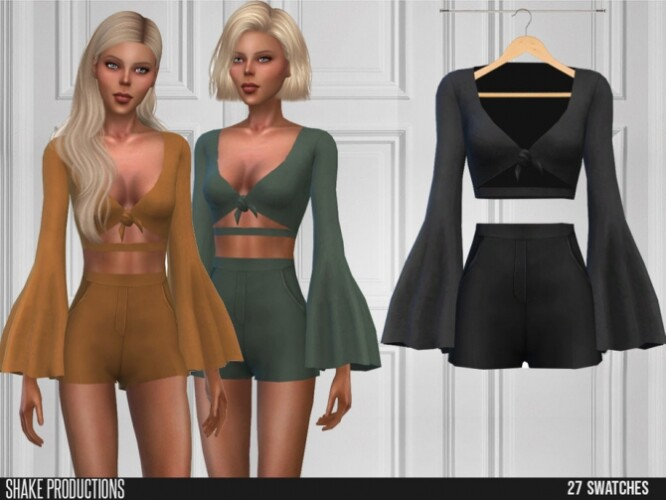 506 Jumpsuit by ShakeProductions