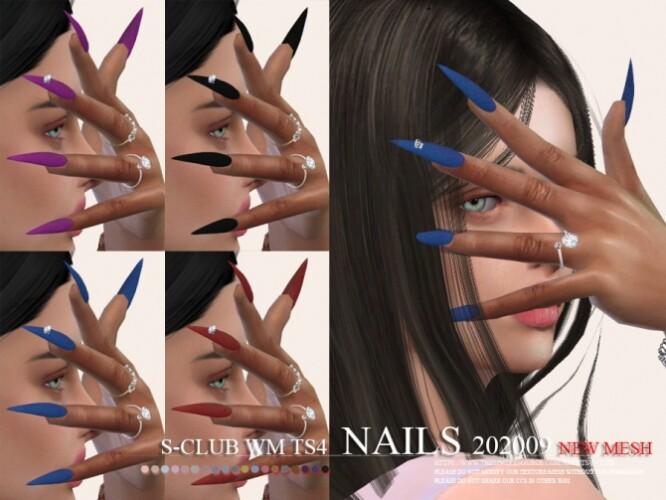 Nails 202009 by S-Club WM