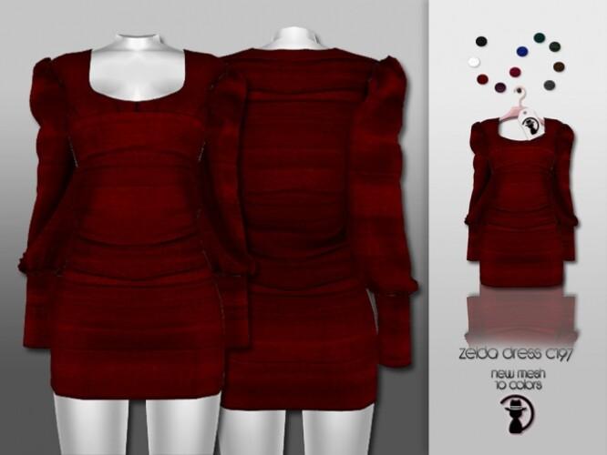 Zelda Dress by turksimmer