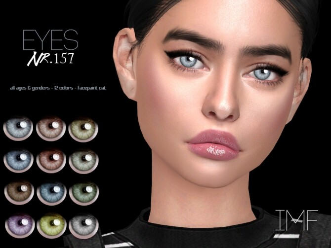 Sims 4 IMF Eyes N.157 by IzzieMcFire at TSR