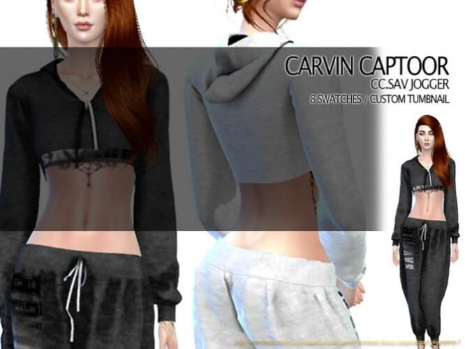 Sav Jogger by carvin captoor