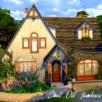 Old farmhouse by GenkaiHaretsu