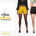 Anne Shorts by Nords