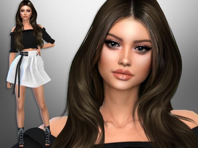 Sims 4 Magdalena Avalos by divaka45 at TSR