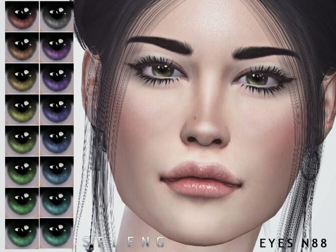 Sims 4 Eyes N88 by Seleng at TSR