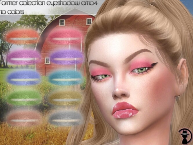 Farmer Collection Eyeshadow EM04 by turksimmer