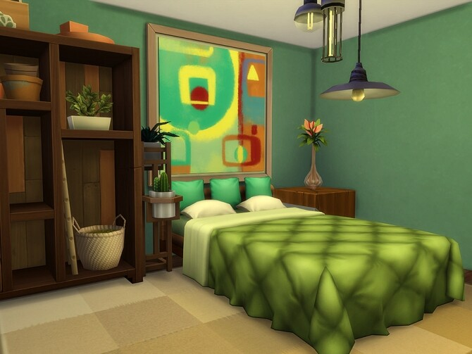 Sims 4 Eco Farm by Ineliz at TSR