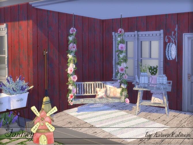 Farmey 2 by ArwenKaboom at TSR image 567 670x503 Sims 4 Updates