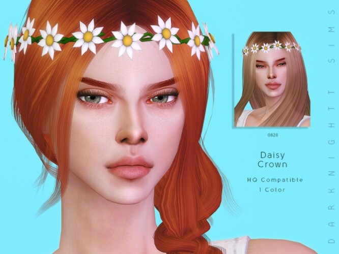 Daisy Crown by DarkNighTt