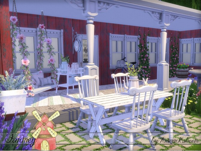 Farmey 2 by ArwenKaboom at TSR image 577 670x503 Sims 4 Updates