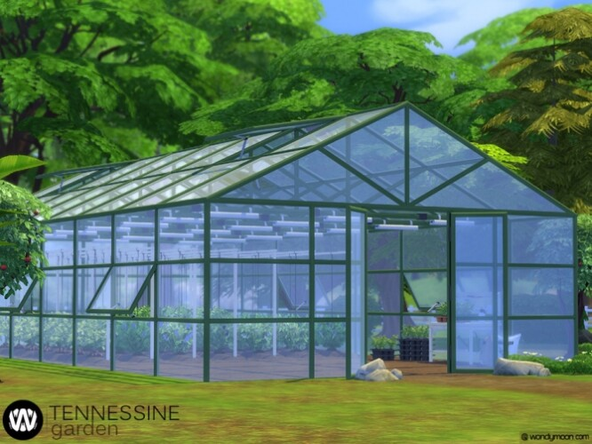 Building a Greenhouse by wondymoon