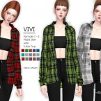 VIVI Farm Style Shirt by Helsoseira
