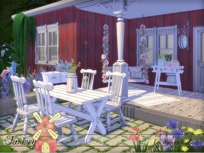 Farmey 2 by ArwenKaboom at TSR image 586 670x503 Sims 4 Updates