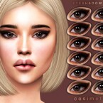 Eyeshadow N4 by cosimetic