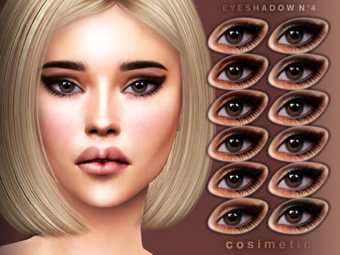 Eyeshadow N4 by cosimetic