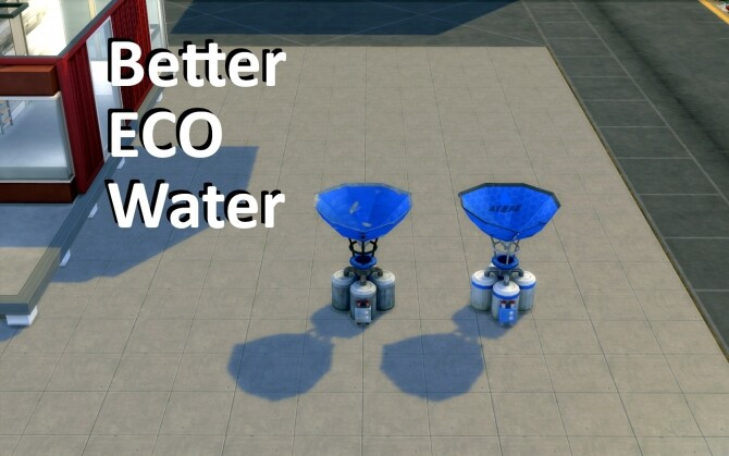 Better ECO Water by gettp