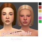 Priclia Hair by EvieSAR