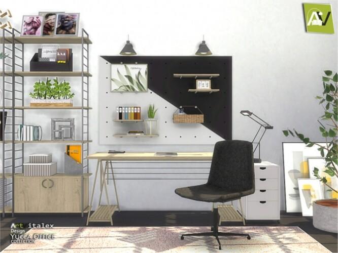 Yucca Office by ArtVitalex