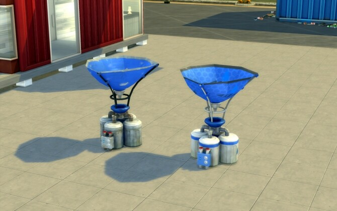 Sims 4 Better ECO Water by gettp at Mod The Sims
