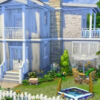 Minty House by FancyPantsGeneral112