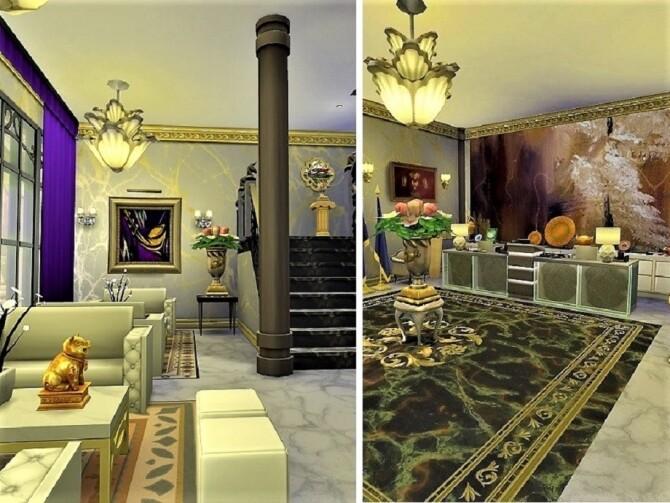 Sims 4 Hotel Royal by casmar at TSR