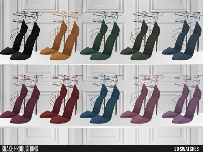 492 High Heels by ShakeProductions at TSR image 648 670x503 Sims 4 Updates
