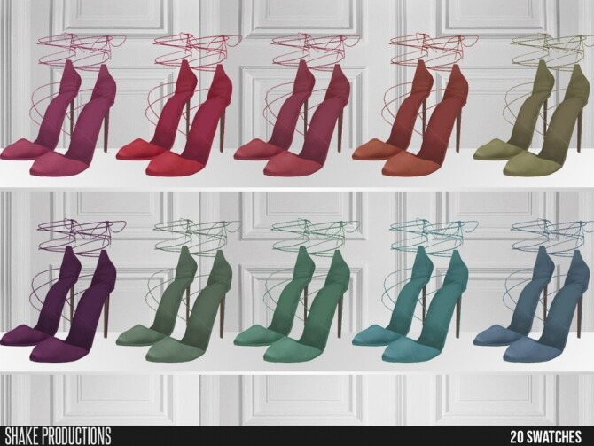 492 High Heels by ShakeProductions at TSR image 658 670x503 Sims 4 Updates