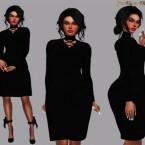 Dress Suzany by LYLLYAN