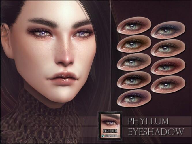 Phyllum Eyeshadow by RemusSirion
