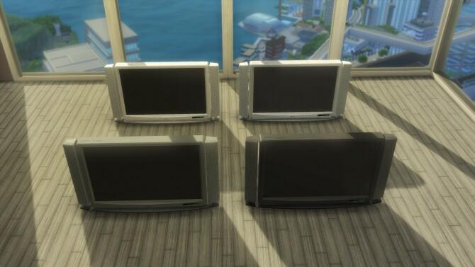 Soma 44 PancakeKek Television Set by simsi45 at Mod The Sims image 6711 670x377 Sims 4 Updates