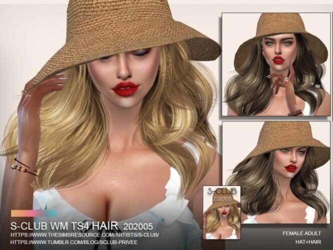 Hair 202005 by S-Club WM