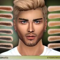 Eyebrows N5 by cosimetic