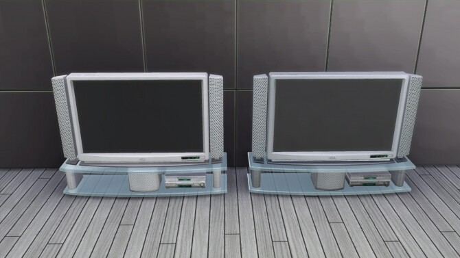 Soma 44 PancakeKek Television Set by simsi45 at Mod The Sims image 6911 670x377 Sims 4 Updates