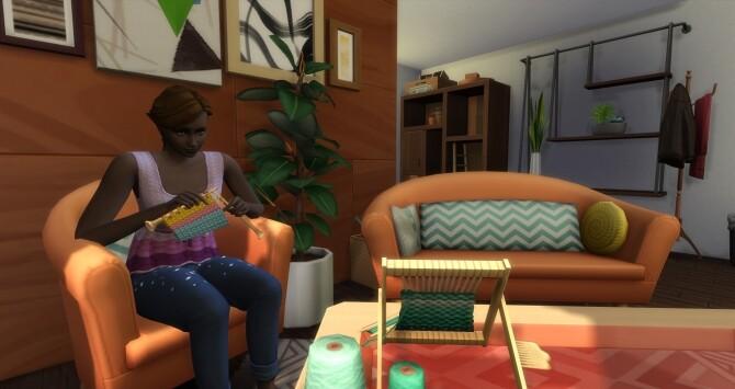 Knitters Abode Apartment by Mermaidlullaby
