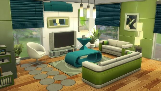 Sims 4 Soma 44 PancakeKek Television Set by simsi45 at Mod The Sims