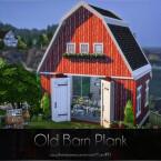 Old Barn Plank by Caroll91