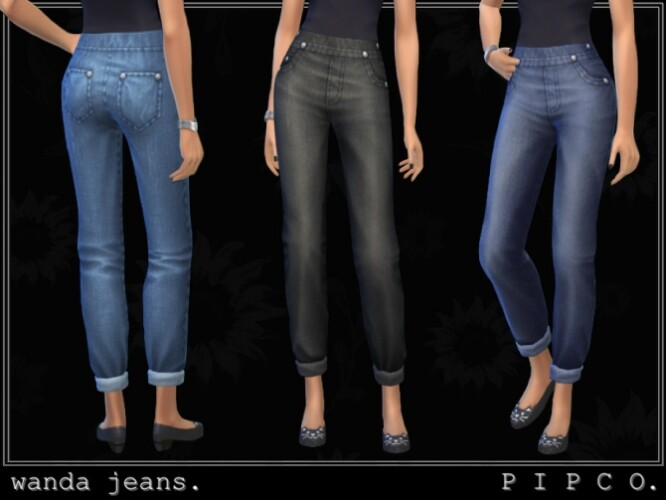 Wanda jeans by pipco