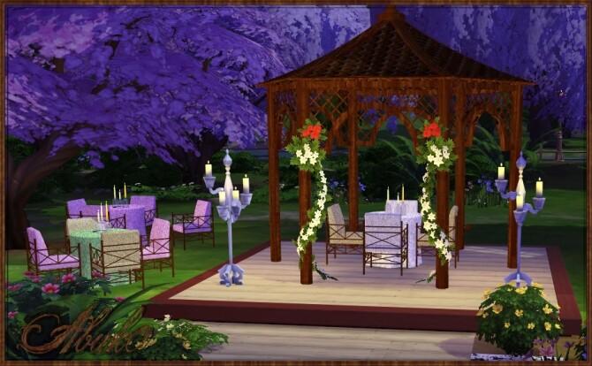 Palaka Outdoor Set at Abuk0 Sims4 image 734 670x414 Sims 4 Updates