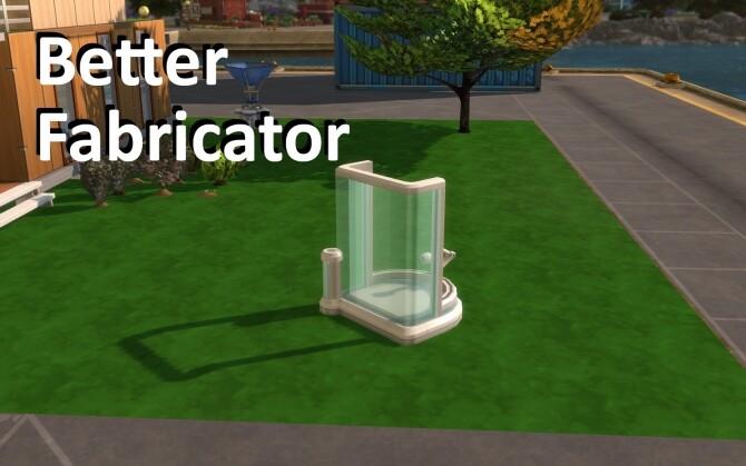 Better Fabricator by gettp