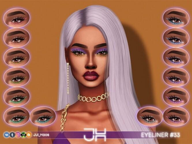 EYELINER #33 by Jul_Haos