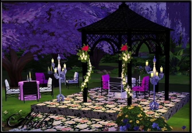 Palaka Outdoor Set at Abuk0 Sims4 image 743 670x463 Sims 4 Updates