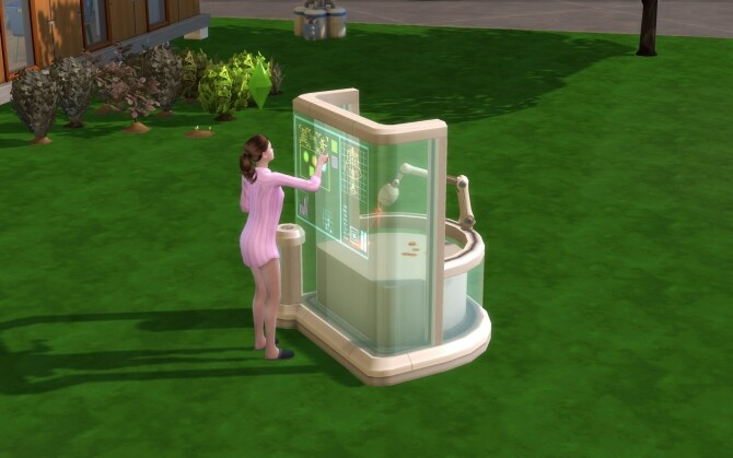 Sims 4 Better Fabricator by gettp at Mod The Sims