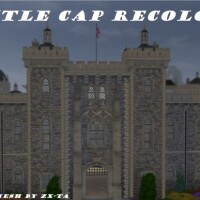 Castle Cap Set by Nutter-Butter-1