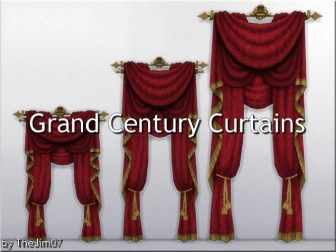Grand Century Curtains by TheJim07