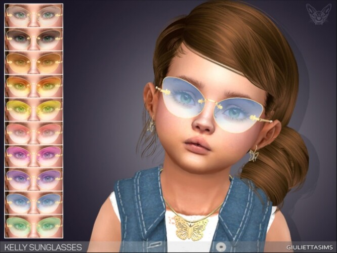Kelly Sunglasses For Toddlers by feyona