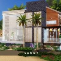 Sandy restaurant by melapples