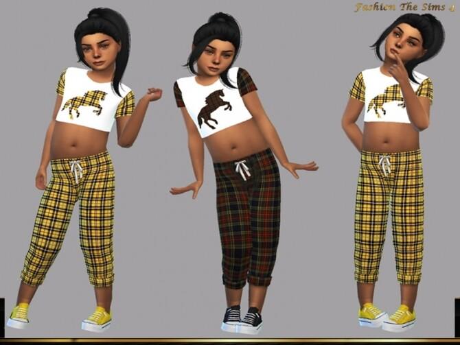 Set Camila farm kids by LYLLYAN at TSR image 798 670x503 Sims 4 Updates
