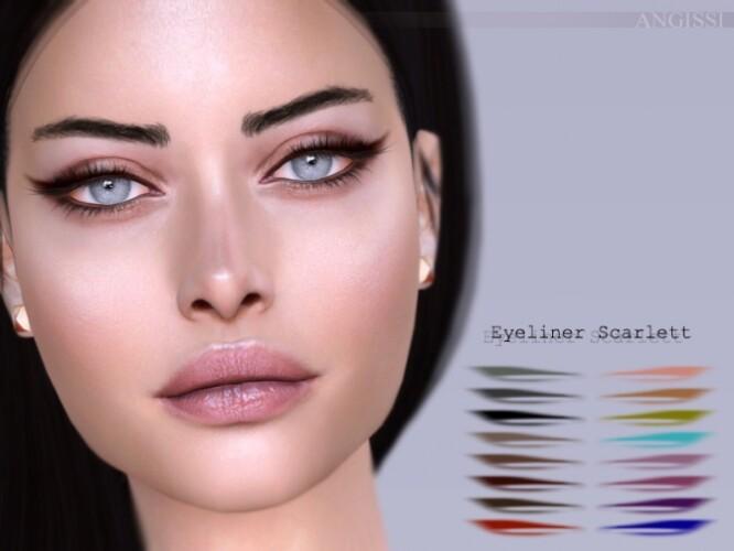 Scarlett Eyeliner by ANGISSI