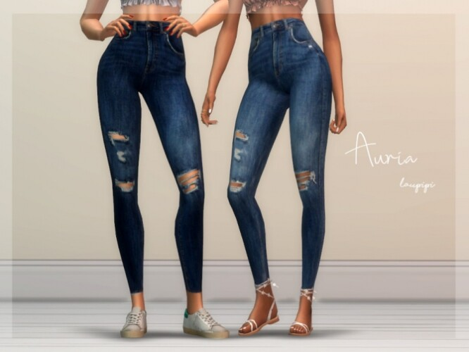Auria Jeans by laupipi